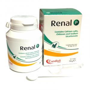 RENAL P polvere 70 g - PER LE DISFUNZIONI RENALI