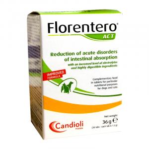 FLORENTERO ACT - confezione da 30 cpr