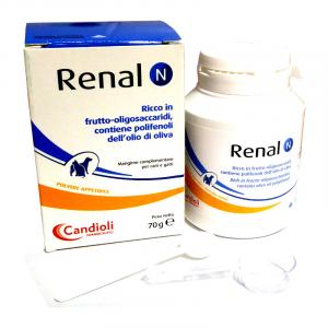 RENAL N polvere 70g - PER LE DISFUNZIONI INTESTINALI