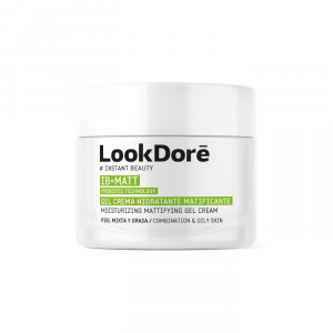 Look Dore Ib Matt Moisturizing Mattifying Gel Cream 50ml