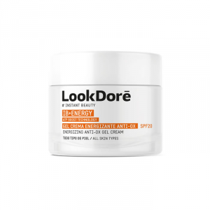 Look Dore Ib Energy Energizing Anti Ox Gel Cream Spf20 50ml