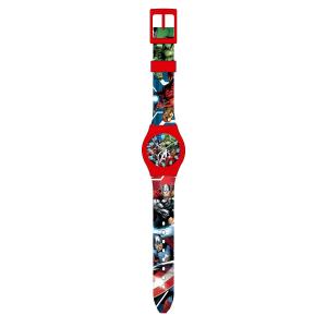 Orologio da polso per Ragazzo Marvel Avengers