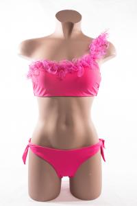 Bikini fascia monospalla PEPITA