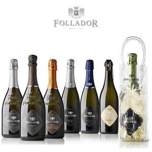 Follador VIP Collection with Ice Bag