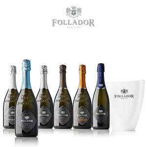 Follador Private Collection with Wine bucket