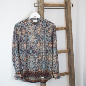 Camicia in puro cotone Tintoria Mattei 954
