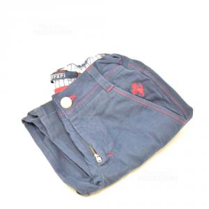 Pantaloni Bambino Ferrari Blu 5-6