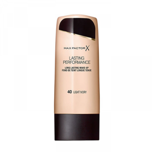 Max Factor Lasting Performance Foundation 40 Light Ivory 35ml