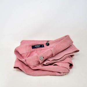 Pantalone Uomo Siviglia Rosso Tg 32