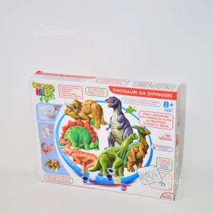Gioco Dinosauri Da Dipingere