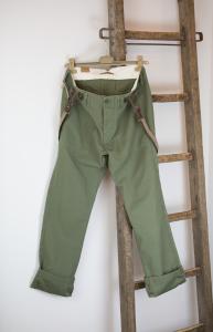 Pantalone in stile
