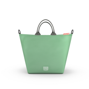 Borsa fasciatoio shopping bag GREENTOM Menta