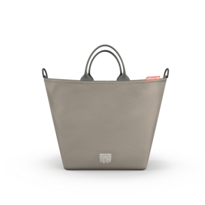 Borsa fasciatoio shopping bag GREENTOM Sabbia