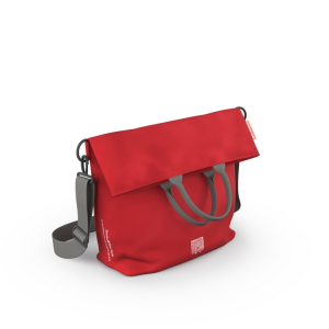 Borsa porta pannolini per cambio Diaper bag GREENTOM Rosso