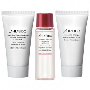 Shiseido Clarifying Cleansing Foam 30ml Set 3 Parti 2019