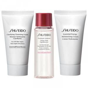 Shiseido Clarifying Cleansing Foam 30ml Set 3 Parti 2019