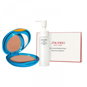 Shiseido Sun Care Protection Compact Spf30 Set 3 Parti 2019
