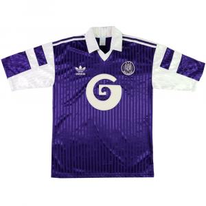 1990-92 Anderlecht Maglia Away M (Top)