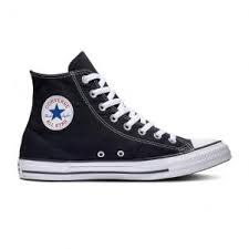 Sneakers Converse All Star Hi Black/White M9160C