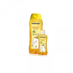 Babaria Baby Shampoo Baby 500ml Set 2 Parti 2019