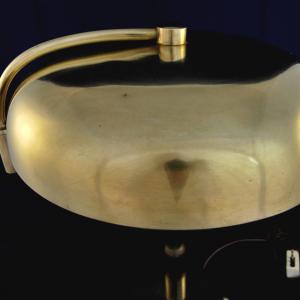 Lampada vintage in ottone anni '40