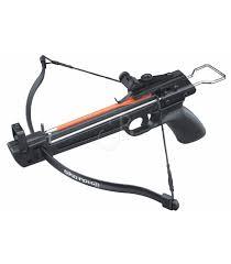 pistola balestra skorpion