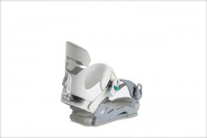 DRAKE Women's Snowboard bindings DL white