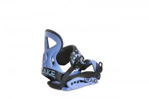 DRAKE Women's Snowboard bindings JADE chalk blue