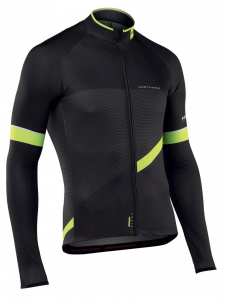 NORTHWAVE Man cycling jersey long sleeves BLADE 2 0