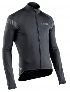 NORTHWAVE Male Extreme  H2O Jacket Long Sleeves  Tot.Prot. Color Black