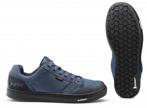 NORTHWAVE Bike cycling shoes Male Tribe Color Dark Blue flat pedal