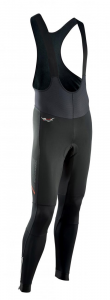 NORTHWAVE Man cycling bib tights LIGHTNING - total protection black
