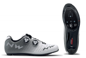 NORTHWAVE Bike cycling male shoes Revolution Color White/Grey