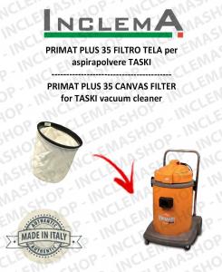 PRIMAT PLUS 35 Canvas Filter for vacuum cleaner TASKI
