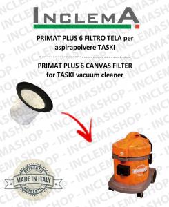 PRIMAT PLUS 6 Canvas Filter for vacuum cleaner TASKI