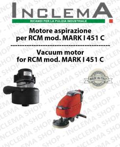 MARK I 451 C Motore de aspiracion aspirazione fregadora RCM