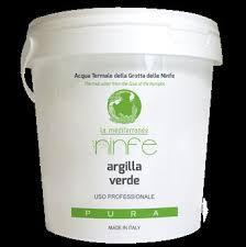 ARGILLA VERDE IN POLVERE  1000 gr