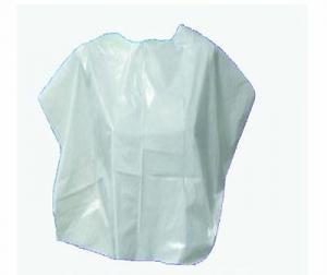 [CONSUMABILI] MANTELLE MONOUSO  • Cartene HDPE • 30 Mantelline per conf. • Colore Bianco
