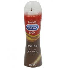 [LUBRIFICANTI] DUREX GEL REAL FEEL 50 ml