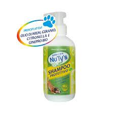 [NUTY] SHAMPOO PROTETTIVO  250 ml