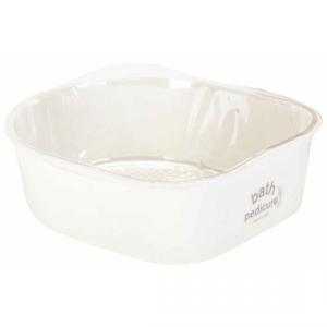 [PEDICURE] VASCHETTA BATH PEDICURE Vaschetta pedicure in ABS rinforzata Capacità 5 litri