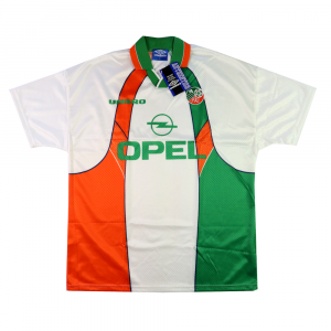 1994-96 Ireland Shirt Away L/XL *Brand new with tags