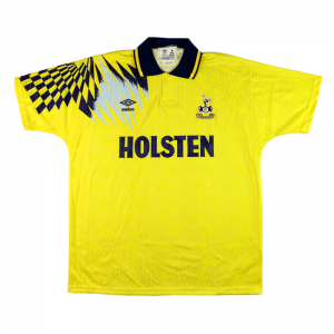 1991-95 Tottenham Away Shirt L *Brand new