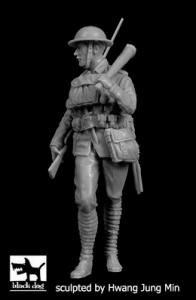 British soldier WWI