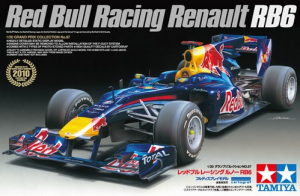 F1 RENAULT RB6