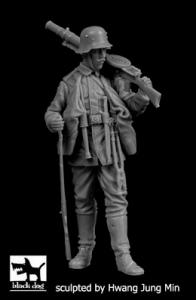 German soldier WWI