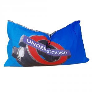 Lenzuola Bassetti Londra per letto singolo UNION JACK 1 piazza Bassetti