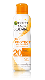 AMBRE SOLAIRE Dry Protect Spray Nebulizzatore IP20