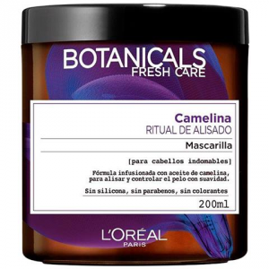 L'OREAL - BOTANICALS FRESH CARE Camelina Smooth Ritual Mask - maschera 200ml