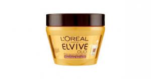 L'OREAL -Elvive Olio Straordinario Maschera Nutriente Capelli 300 ml